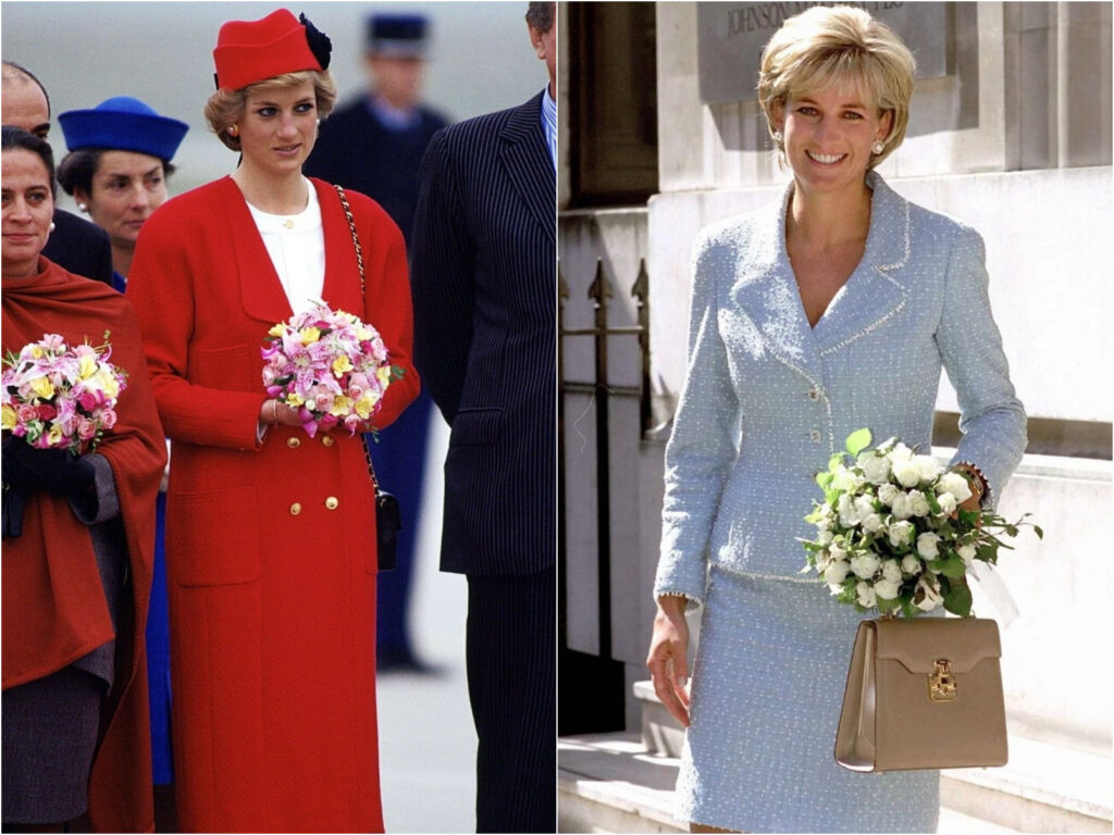 Diana Princess in Chanel