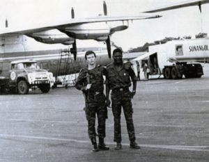 СечиСечин в Африке Сечин в армии Сечин в Мозамбике