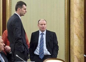 Прохоров и Потанин