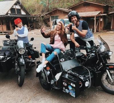 Амиран и его мотоциклы