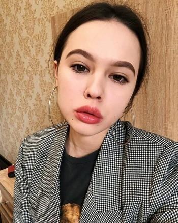 Дарья Зотеева Инстасамка