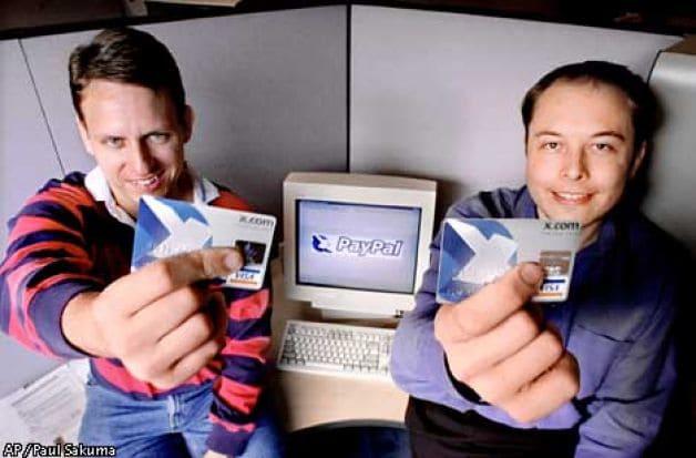 Создатели всемирной платежной системы PayPal