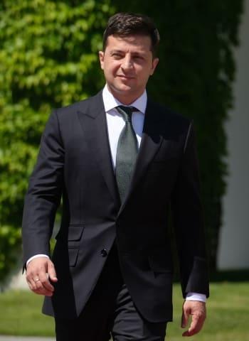 Зеленский президент Украины