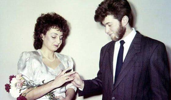 Роман Абрамович с первой женой