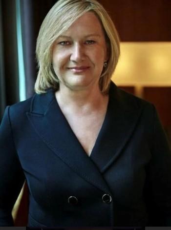 Татьяна Батурина бывшая жена мэра Москвы Юрия Лужкова