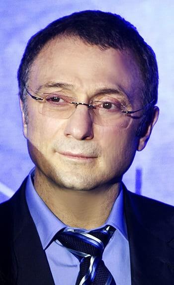 Сулейман Керимов бизнесмен