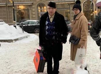 Петросян женат на Татьяне Брухуновой