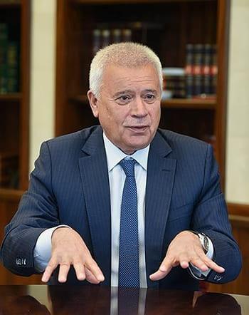 Вагит Аликперов бизнесмен,нефтяник