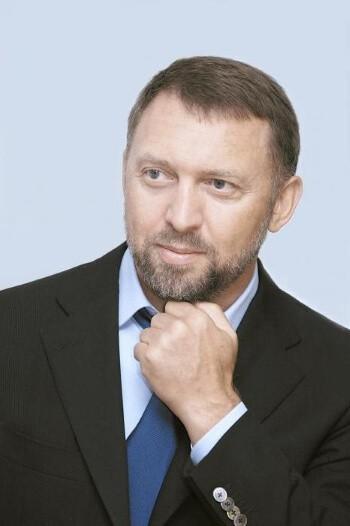 Олег Дерипаска российский олигарха