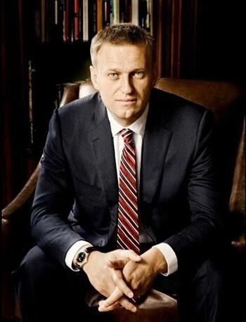 Оппозиционер Навальный