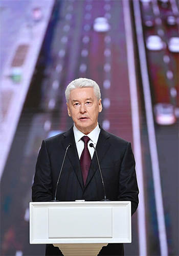 Собянин как мэр Москвы