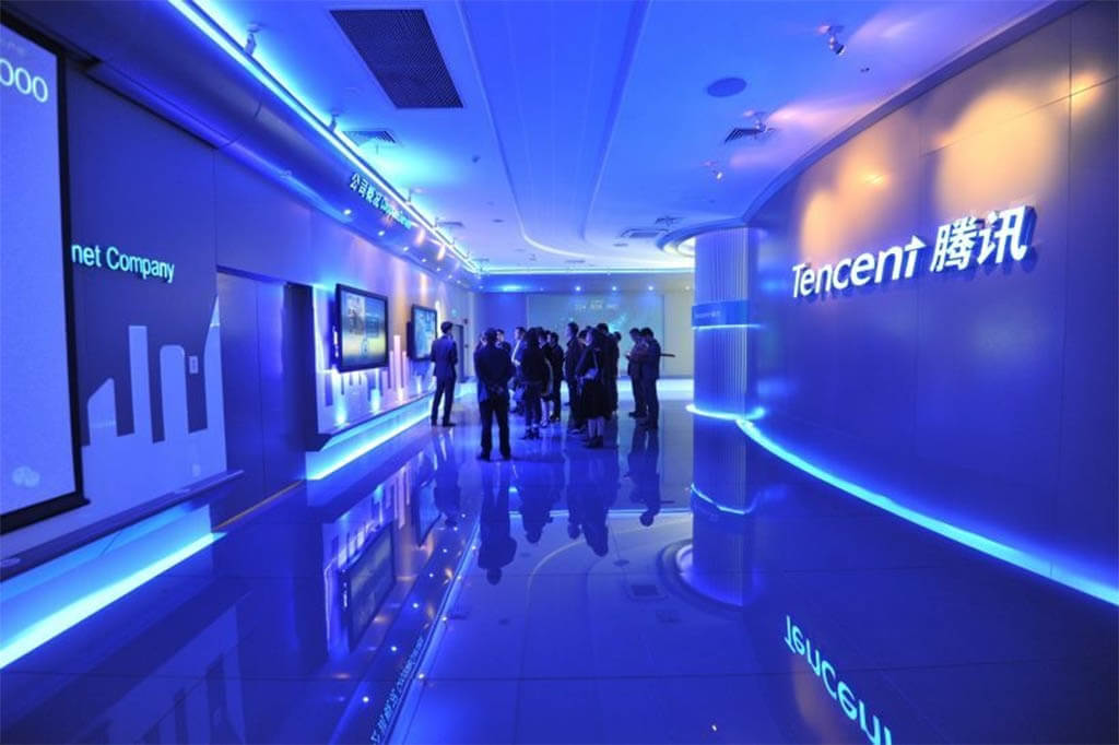 Tencent Holdings Ltd