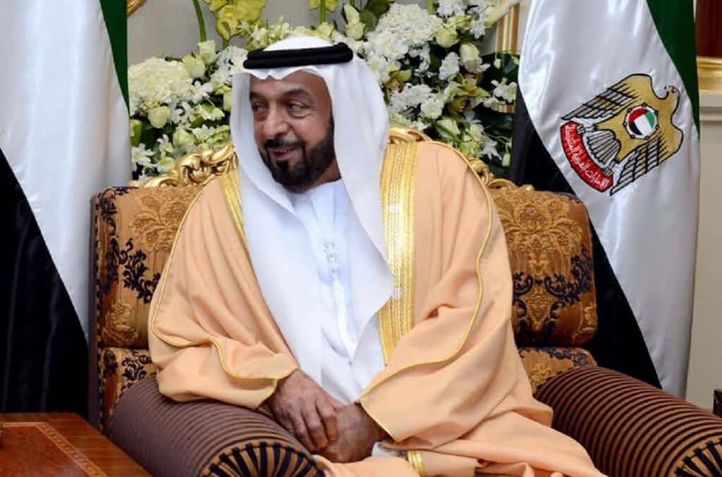 Халифа ибн Заид Аль-Нахайян