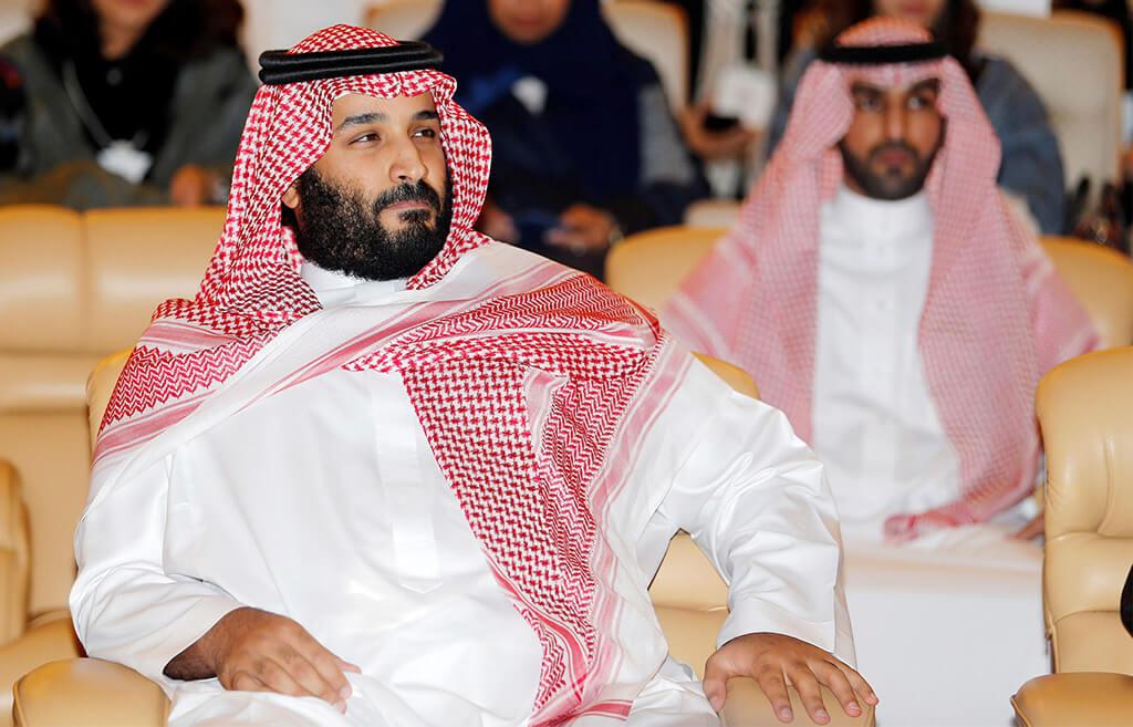 Мохаммед ибн Салман Аль Сауд